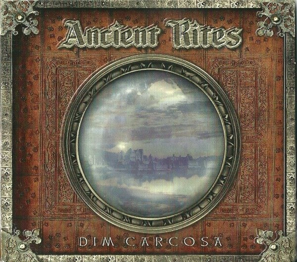 Ancient Rites ‎– Dim Carcosa (digipack)