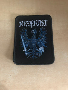 Rimfrost - Eagle (patch)