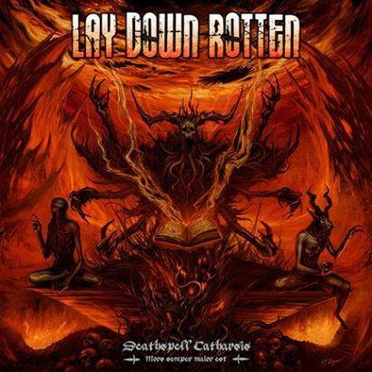 Lay Down Rotten - Deathspell Catharsis (digipak)