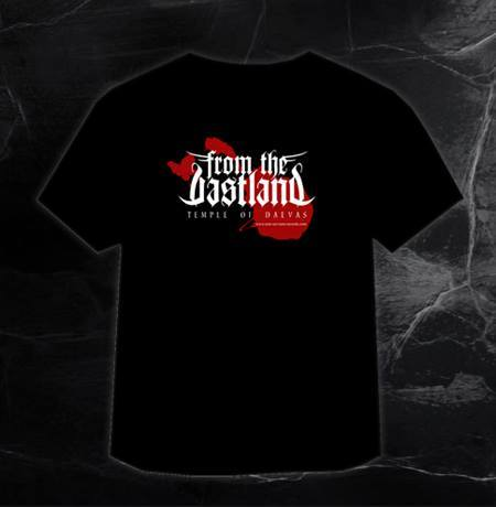 From The Vastland - Temple of Daevas   T-Shirt