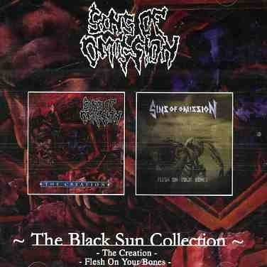 Sins Of Omission ‎– The Creation / Flesh On Your Bones (2 cd's)
