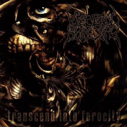 Visceral Bleeding ‎– Transcend Into Ferocity