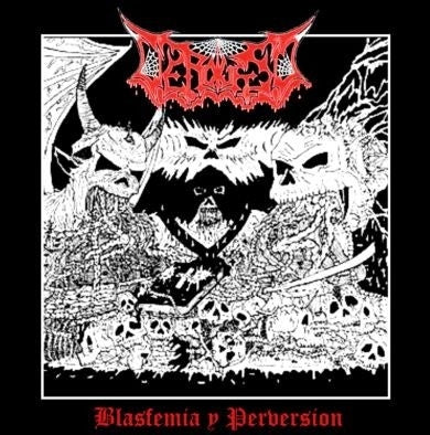 Verdugo ‎– Blasfemia Y Perversion