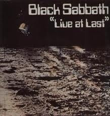 Black Sabbath ‎– Live At Last