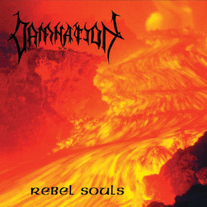 Damnation ‎– Rebel Souls (digipack)