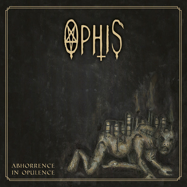 Ophis ‎– Abhorrence In Opulence