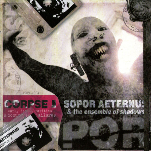 Sopor Aeternus & The Ensemble Of Shadows ‎– Like A Corpse Standing In Desperation - Part 1