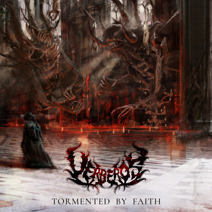 Uerberos ‎– Tormented By Faith