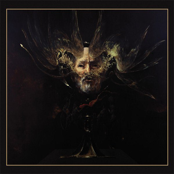 Behemoth ‎– The Satanist (gold plated cd + free sticker)