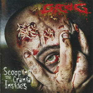 Grog ‎– Scooping The Cranial Insides