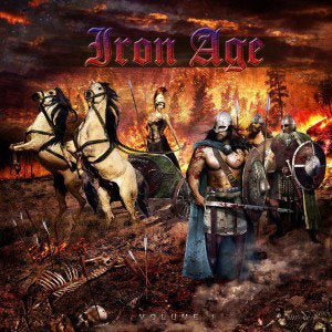 Various ‎– Iron Age - Volume 1
