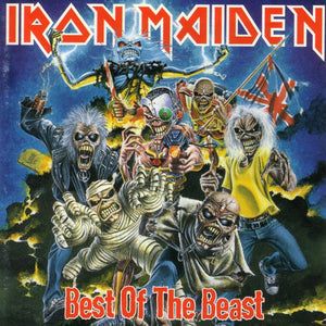 Iron Maiden ‎– Best Of The Beast