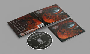Blood Of Serpents - Sulphur Sovereign (digipak)