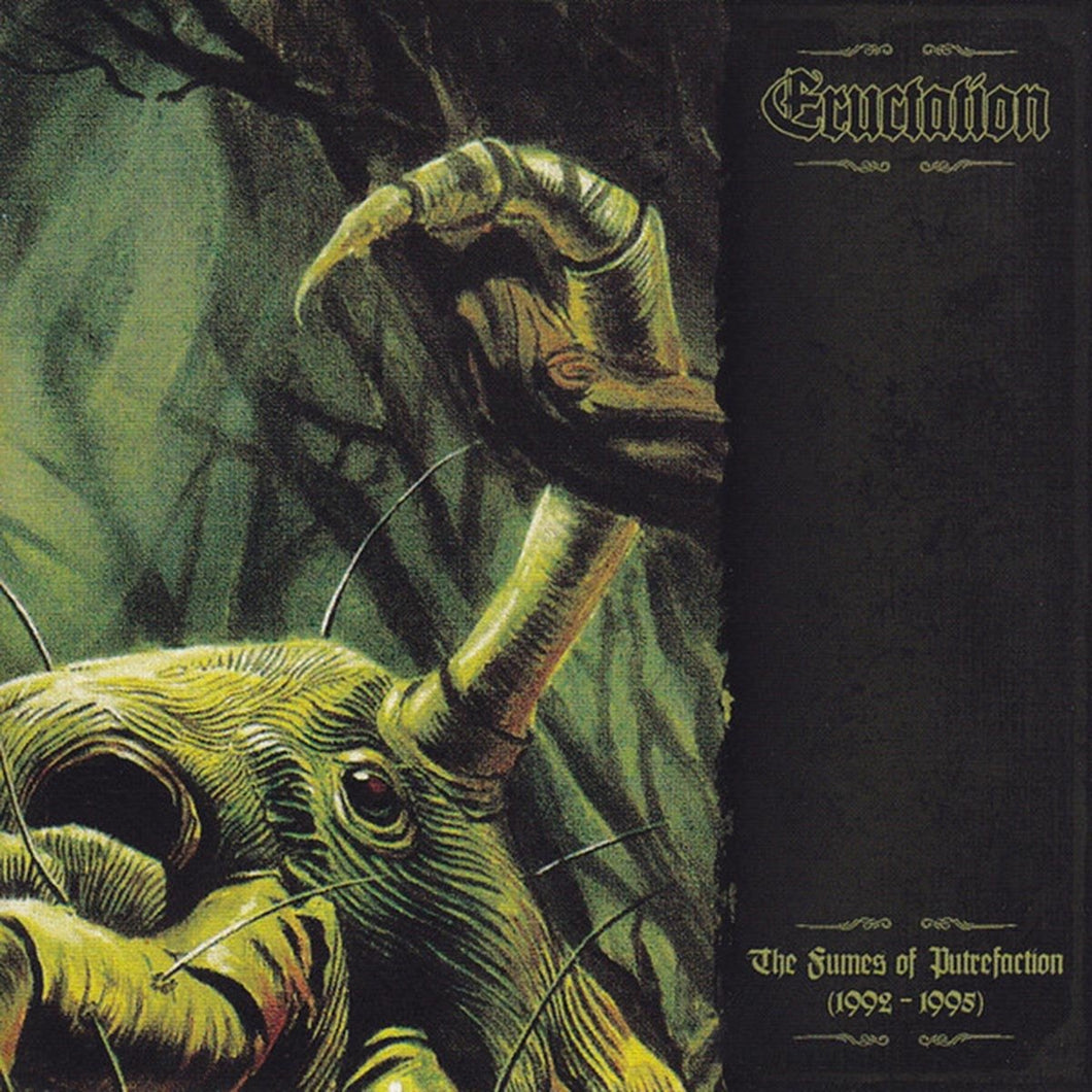Eructation ‎– The Fumes Of Putrefaction