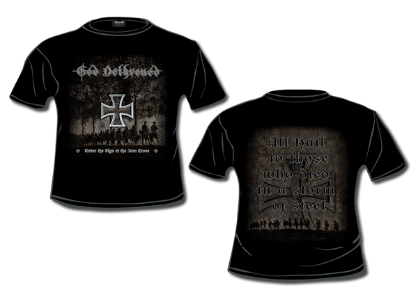 God Dethroned - Under the Sign of the Iron Cross