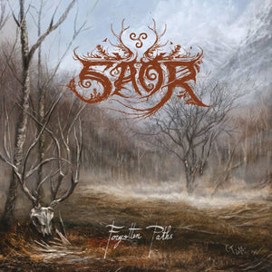Saor ‎– Forgotten Paths (digipak)