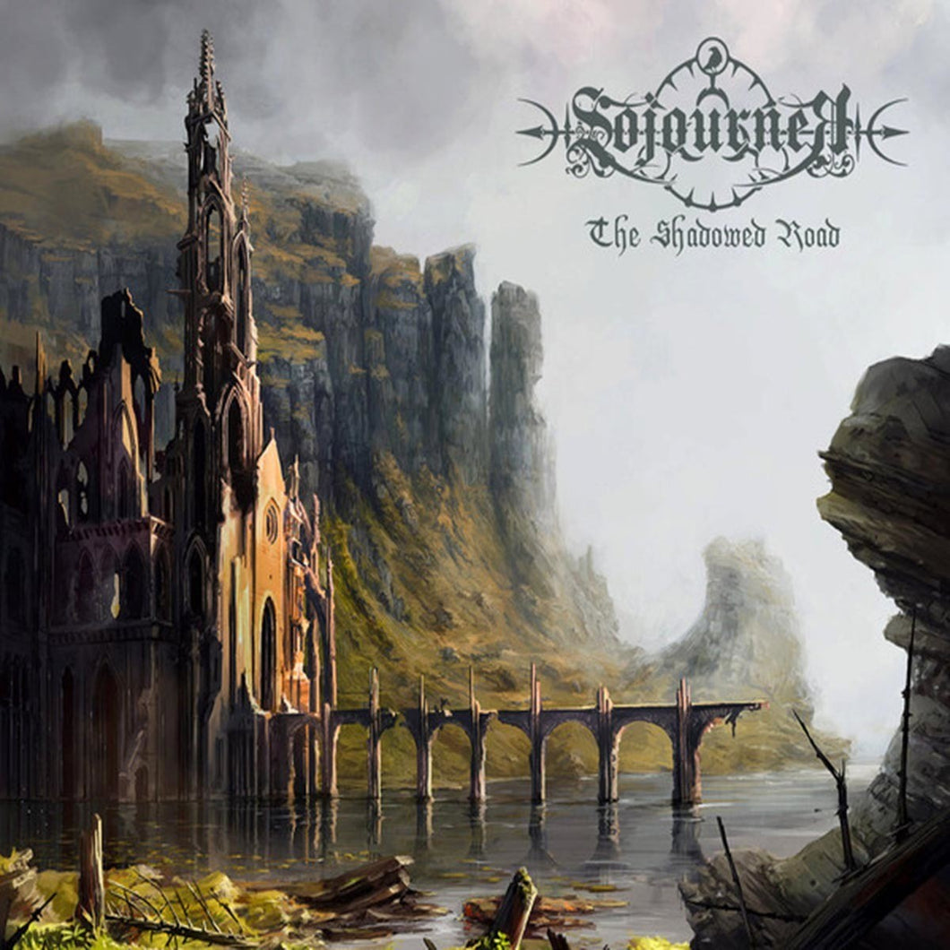 Sojourner ‎– The Shadowed Road (digipak)