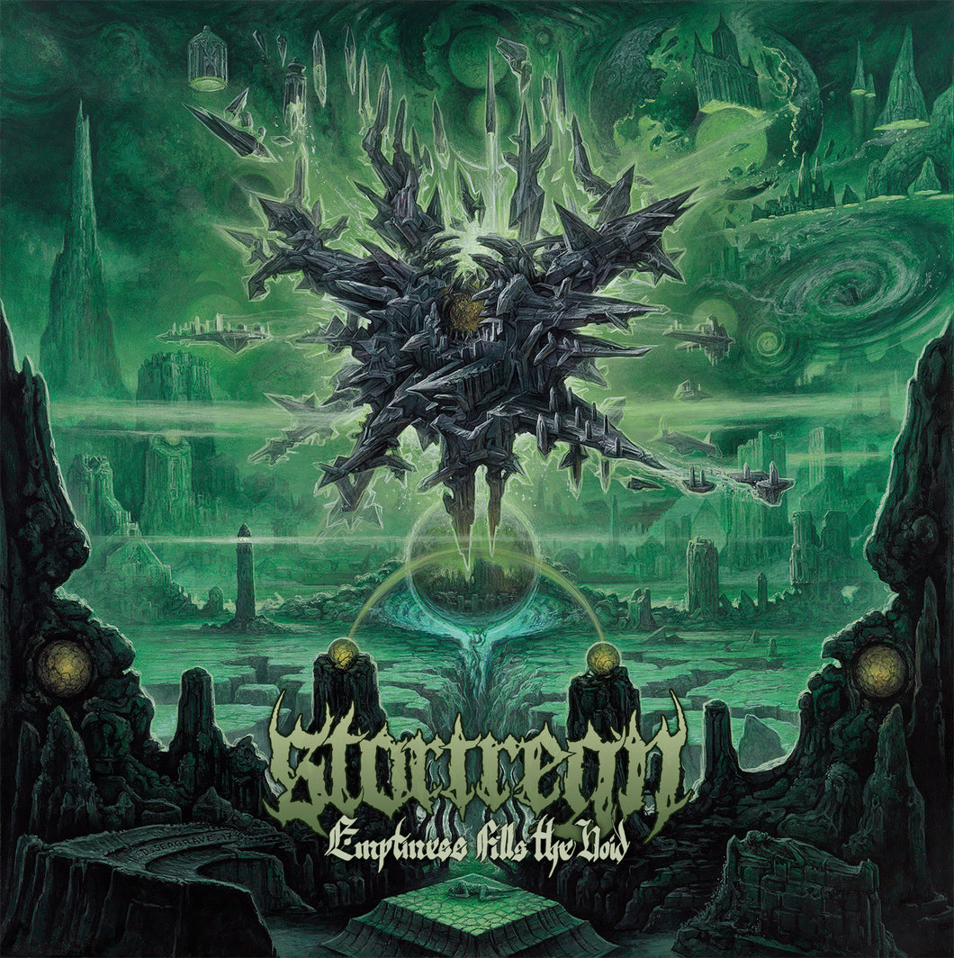 Stortregn - Emptiness Fills The Void (digipak)