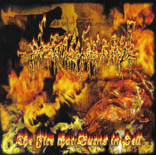 A Gruesome Find ‎– The Fire That Burns In Hell
