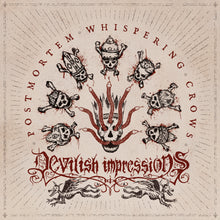 Load image into Gallery viewer, Devilish Impressions - Postmortem Whispering Crows (Digipak)