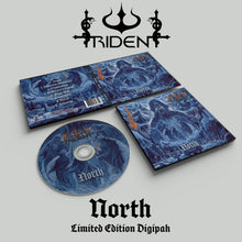 Load image into Gallery viewer, Trident - North (digipak) PRE-ORDER