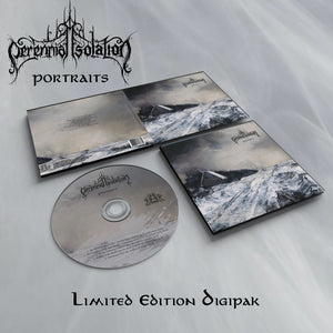 Perennial Isolation - Portraits (Digipak)