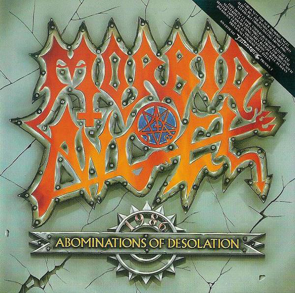 Morbid Angel ‎– Abominations Of Desolation