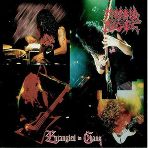 Morbid Angel ‎– Entangled In Chaos