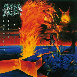 Morbid Angel ‎– Formulas Fatal To The Flesh