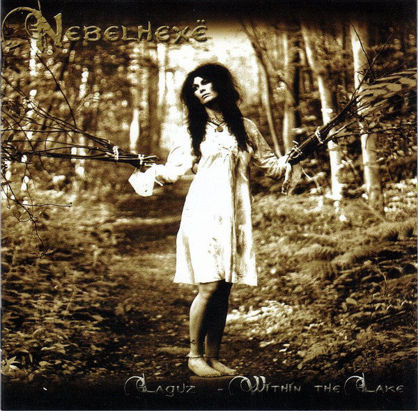 Nebelhexë ‎– Laguz - Within The Lake