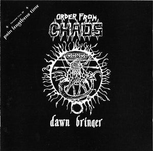 Order From Chaos ‎– Dawn Bringer