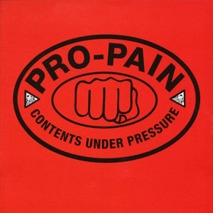 Pro-Pain ‎– Contents Under Pressure