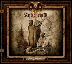 Thy Antichrist ‎– Wicked Testimonies (digipak)
