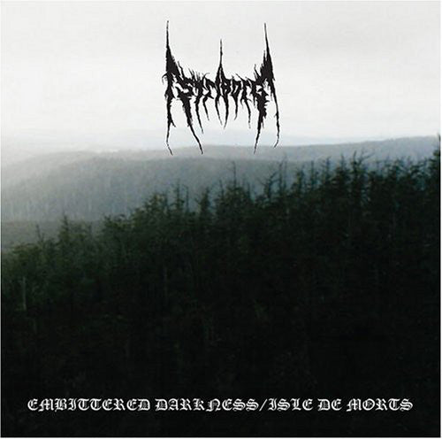Striborg ‎– Embittered Darkness / Isle De Morts