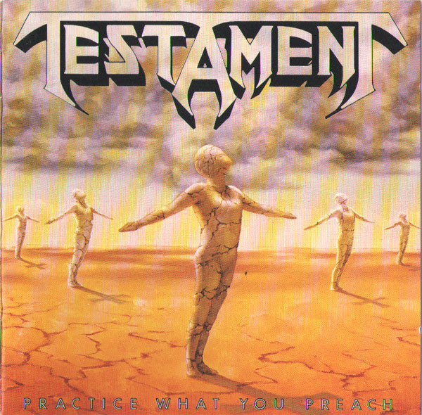 Testament ‎– Practice What You Preach
