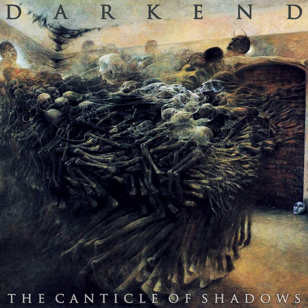 Darkend - The Canticle of Shadows (digipak)