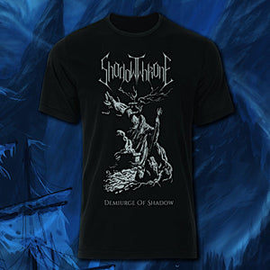 ShadowThrone - Demiurge of Shadow (grey design)