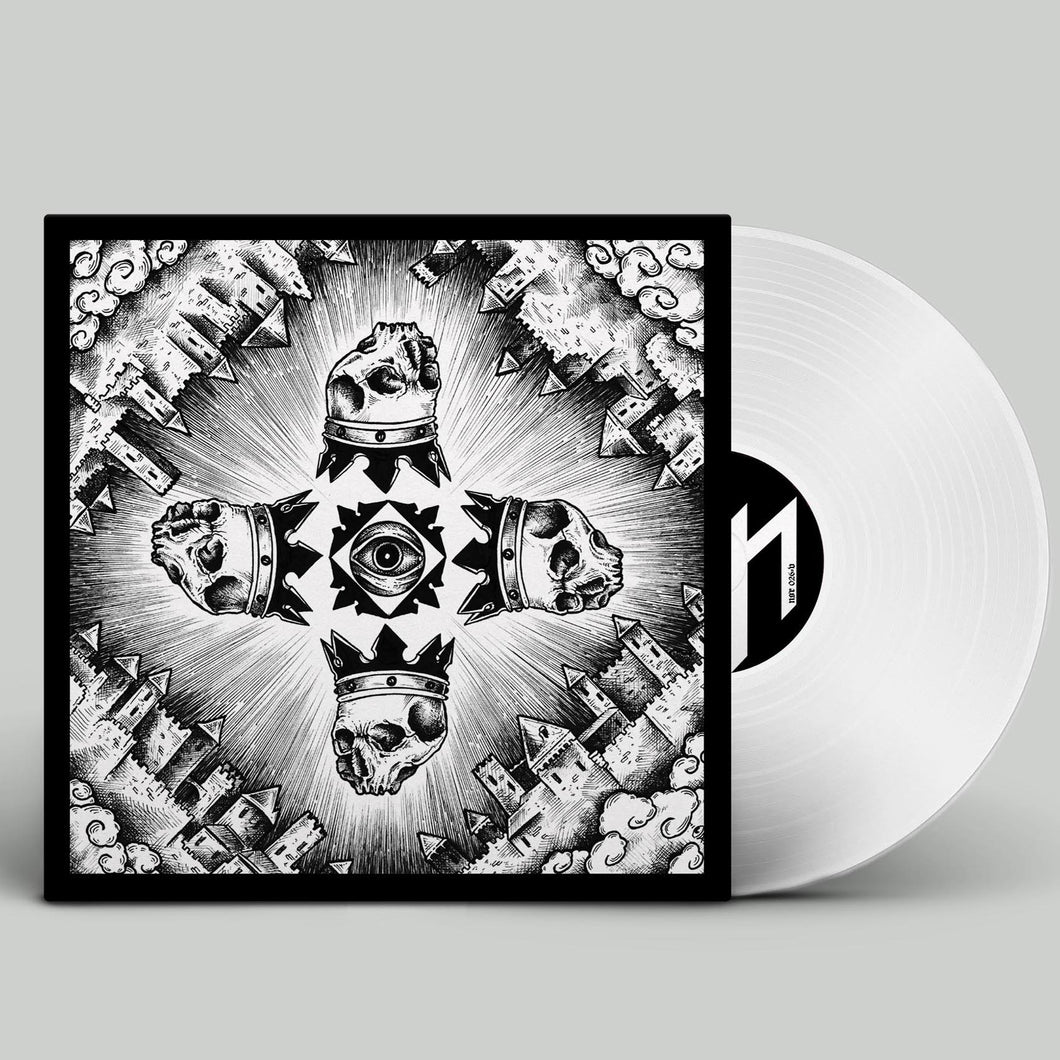 DunkelNacht - Empires Of Mediocracy  (limited white vinyl)