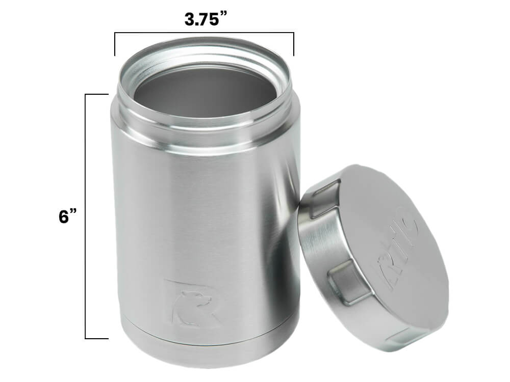 RTIC 17oz Food Canisters, Stainless