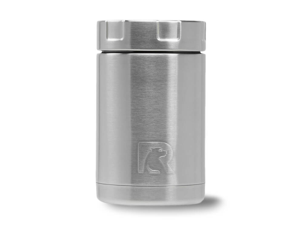 RTIC 17oz/25oz Food Canister, Stainless
