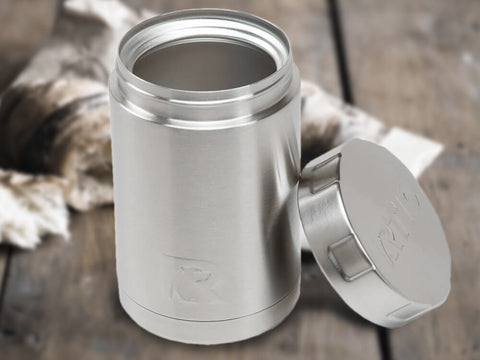 Image of RTIC 17oz/25oz Food Canister, Stainless