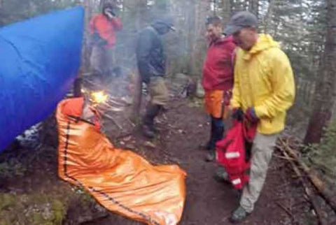 Image of Emergency Sleeping Bag