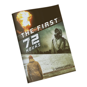 The First 72 Hours Book + FREE 7 Guides