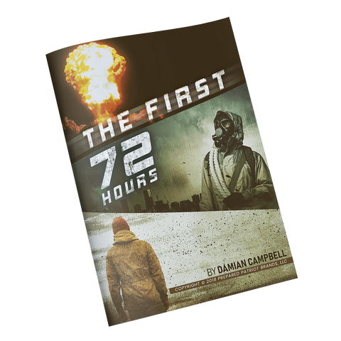 Image of The First 72 Hours Book + FREE 7 Guides