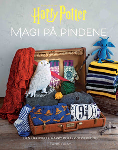 NY - Harry Potter - magi på pindene //Tanis Gray