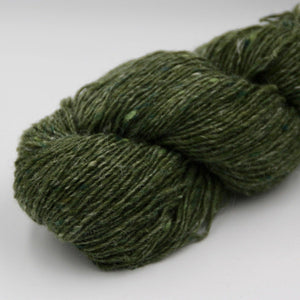 Isager Tweed Moss