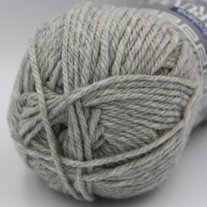 957 Very Light Grey (melange) peruvian