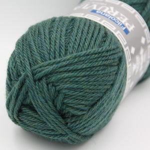 801 Sea Green (melange) peruvian