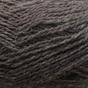 chocolate isager highland wool