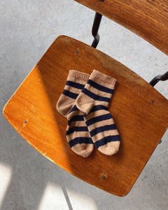 Strikkeopskrift til Everyday Socks fra PetiteKnit